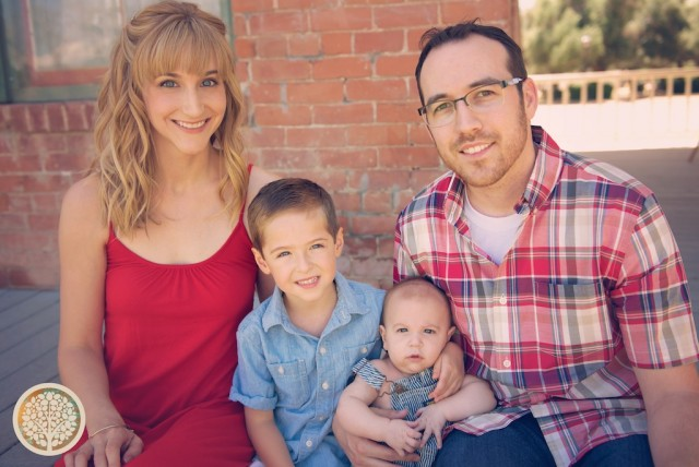 Sparks family photos